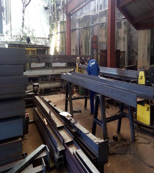 Manutenção e Montagem em Serralheria