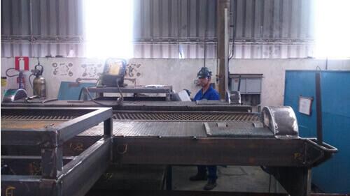 Manutenção e Montagem em Caldeiraria