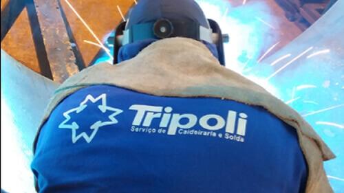 Serviços e Processos de Corte e Oxicorte - Tripoli