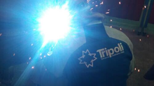 Serviços de Soldagem em MMA-SMAW - Tripoli